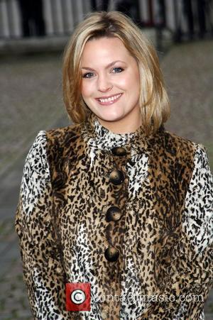 Jo Joyner Woman's Own Children Of Courage Awards held at Westminster Abbey London, England - 10.12.08