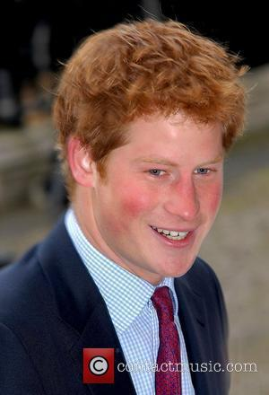 Prince Harry In Race Row