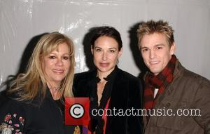 Daphna Ziman and Claire Forlani