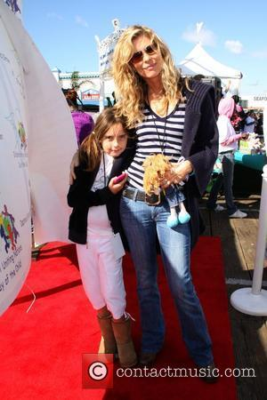 Kate Vernon Children Uniting Nations 10th Annual Day Of the Child held at The Santa Monica Pier Santa Monica, California...