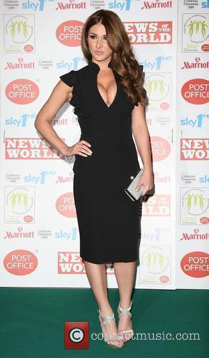 Lucy Pinder Children's Champions 2009 held at the Grosvenor House - Arrivals. London, England - 04.03.09