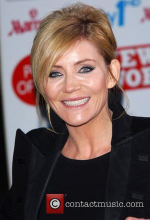 Michelle Collins and Grosvenor House