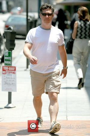 Chris Parnell former 'Saturday Night Live' cast member leaving a medical centre in Beverly Hills Los Angeles, California - 27.05.09