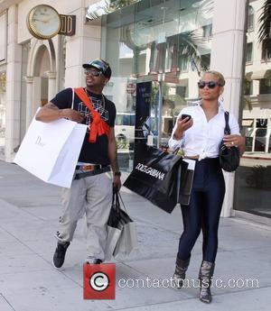 Christina Milian and Las Vegas
