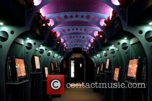 Train Interior Atmosphere