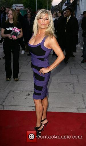 Samantha Fox The 'City Rats' premiere as part of the East London Film Festival held at the Genesis Cinema in...