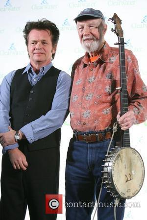 John Mellencamp, Pete Seeger and removed photos