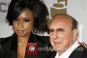 Jennifer Hudson and Clive Davis Clive Davis and The Recording Academy present the Annual Pre-Grammy Gala Beverly Hills, California -...