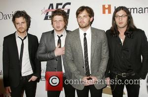 Grammy Awards, Kings Of Leon
