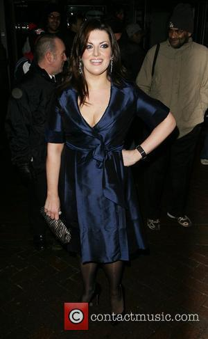 Jodie Prenger Gala Screening of Clubbed at Ruby Blue nightclub London, England - 07.01.09