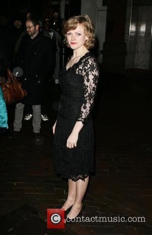 Maxine Peake Gala Screening of Clubbed at Ruby Blue nightclub London, England - 07.01.09