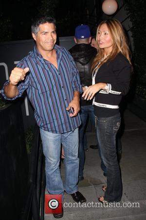 Esai Morales arrives at Coco De Ville nightclub in West Hollywood Los Angeles, California - 21.10.08