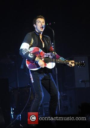 Coldplay Snub Martin For Recording Sessions