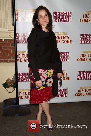 Debra Winger Opening Night of August Wilson's 'Joe Turner's Come And Gone' at the Belasco Theatre - arrivals New York...