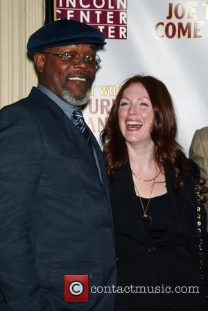 Samuel L Jackson and Julianne Moore