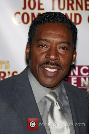 Ernie Hudson Opening Night of August Wilson's 'Joe Turner's Come And Gone' at the Belasco Theatre - arrivals New York...