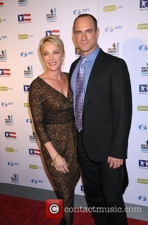Chris Meloni The NY Comedy Festival Event - Stand Up For Heroes: A Benefit for the Bob Woodruff Foundation held...
