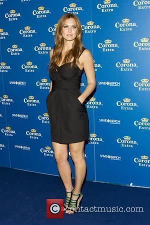 Bar Rafaeli Corona Beach Tour Party - Arrivals London, England - 09.12.08