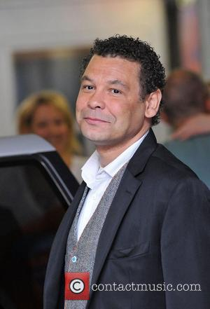 Craig Charles The stars of 'Coronation Street' leaving the 'This Morning' studios London, England -05.05.09