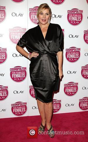 Kim Cattrall Cosmopolitan Ultimate Women of the Year Awards at Banqueting house - arrivals London, England - 05.11.08