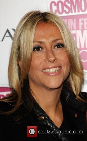 Nicole Appleton Cosmopolitan Ultimate Women of the Year Awards at Banqueting house - arrivals London, England - 05.11.08