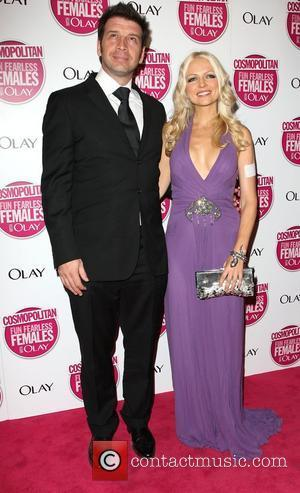 Nick Knowles and Hannah Sandling Cosmopolitan Ultimate Women of the Year Awards at Banqueting house - arrivals London, England -...