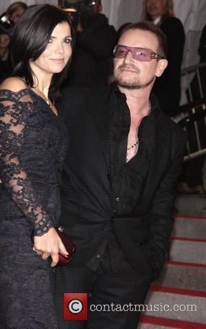 Ali Hewson with husband Bono