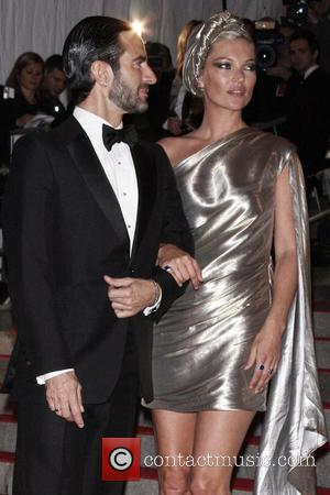 Marc Jacobs and Kate Moss 'The Model As Muse: Embodying Fashion' Costume Institute Gala at The Metropolitan Museum of Art...