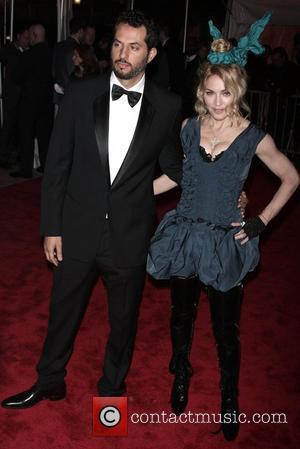 Guy Oseary and Madonna