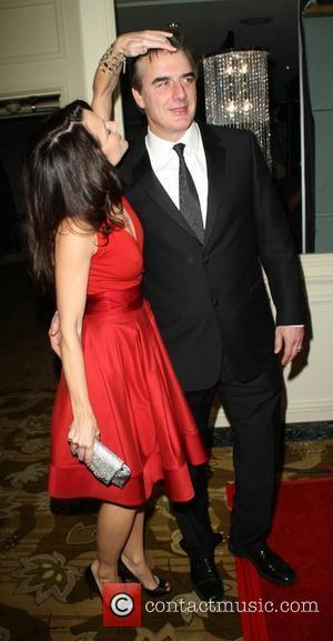 Kristin Davis, Chris Noth 11th Annual Costume Designers Guild Awards held at the Four Seasons Beverly Wilshire Hotel Beverly Hills,...