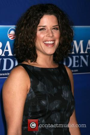 Neve Campbell Countdown for Barack Obama event held at a private home in Beverly Hills Los Angeles, California - 17.10.08