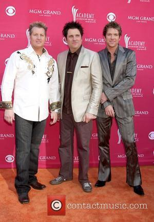 Rascal Flatts  44th Academy of Country Music Awards Arrivals at MGM Grand Hotel Casino - Arrivals Las Vegas, Nevada...