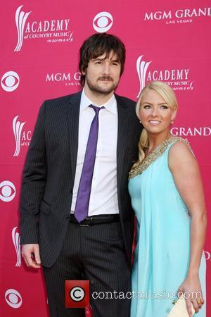 Eric Church and Katherine Blasingame  44th Academy of Country Music Awards Arrivals at MGM Grand Hotel Casino - Arrivals...