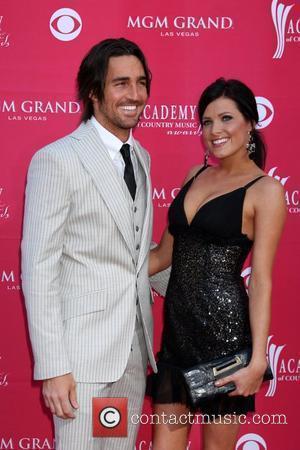Jake Owen and Lori Grissom
