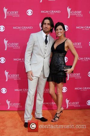 Jake Owen and Lori Grissom  44th Academy of Country Music Awards Arrivals at MGM Grand Hotel Casino - Arrivals...