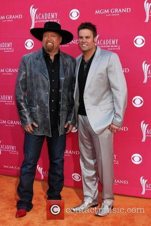 Montgomery Gentry and Eddie Montgomery