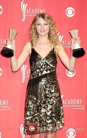 Taylor Swift  44th Academy of Country Music Awards at MGM Grand Resort Casino - Pressroom Las Vegas, Nevada -...