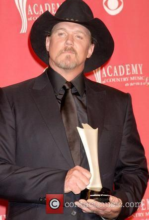 Trace Adkins  44th Academy of Country Music Awards at MGM Grand Resort Casino - Pressroom Las Vegas, Nevada -...