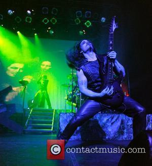 Cradle Of Filth Axe U.s. Tour
