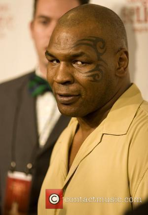 Tyson Rams Gates Of Private Community 'By Accident'