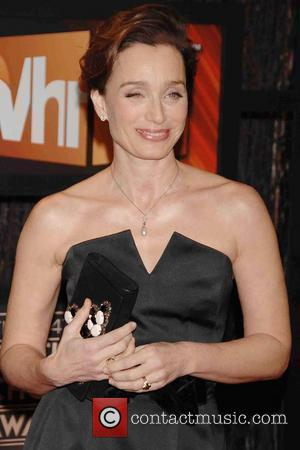 Kristin Scott Thomas 14th Annual Critics' Choice Awards held at the Santa Monica Civic Auditorium - Arrivals Los Angeles, California...