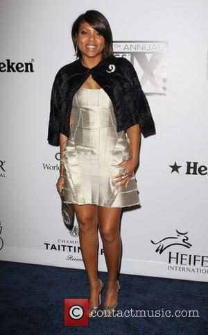 Tarji P. Henson VH1's 14th Annual Critics' Choice Awards after party - Arrivals Santa Monica, California - 08.01.09