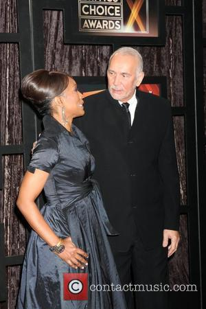 Angela Bassett and Frank Langella