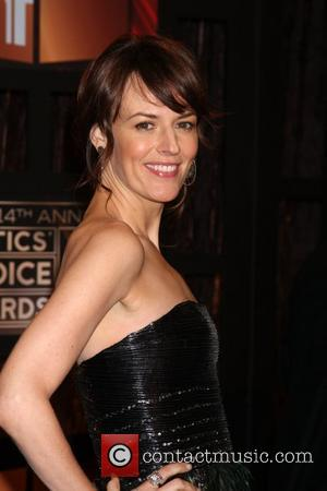 Rosemarie DeWitt 14th Annual Critics' Choice Awards held at the Santa Monica Civic Auditorium - Arrivals Los Angeles, California -...