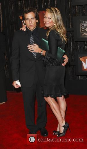Christine Taylor, Ben Stiller, Critics' Choice Awards