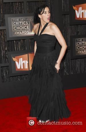 Sarah Silverman 14th Annual Critics' Choice Awards held at the Santa Monica Civic Auditorium - Arrivals Los Angeles, California -...