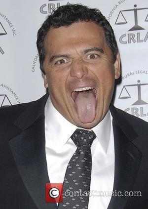 Carlos Mencia and Los Lobos