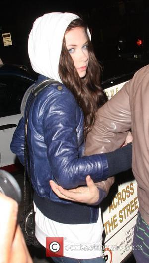 Daveigh Chase outside the Crown Lounge Los Angeles, California - 05.11.08