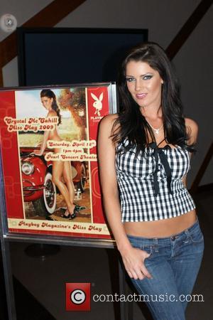 Crystal McCahill aka Playboys Miss May 2009