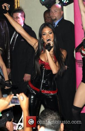 Nicole Scherzinger and Mtv
